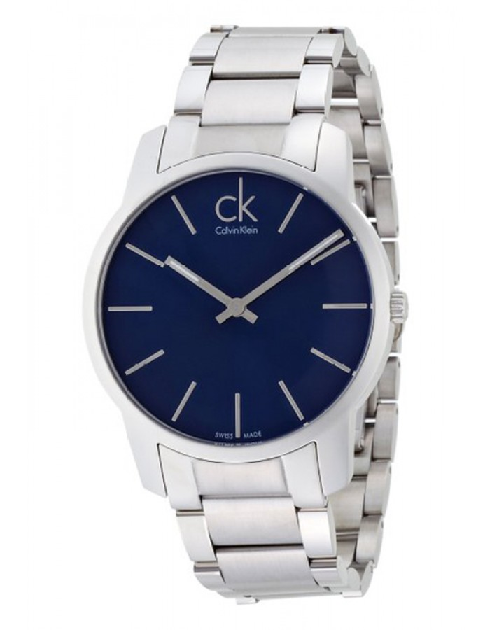 Calvin Klein Core Collection City Blue By Malabar Watches