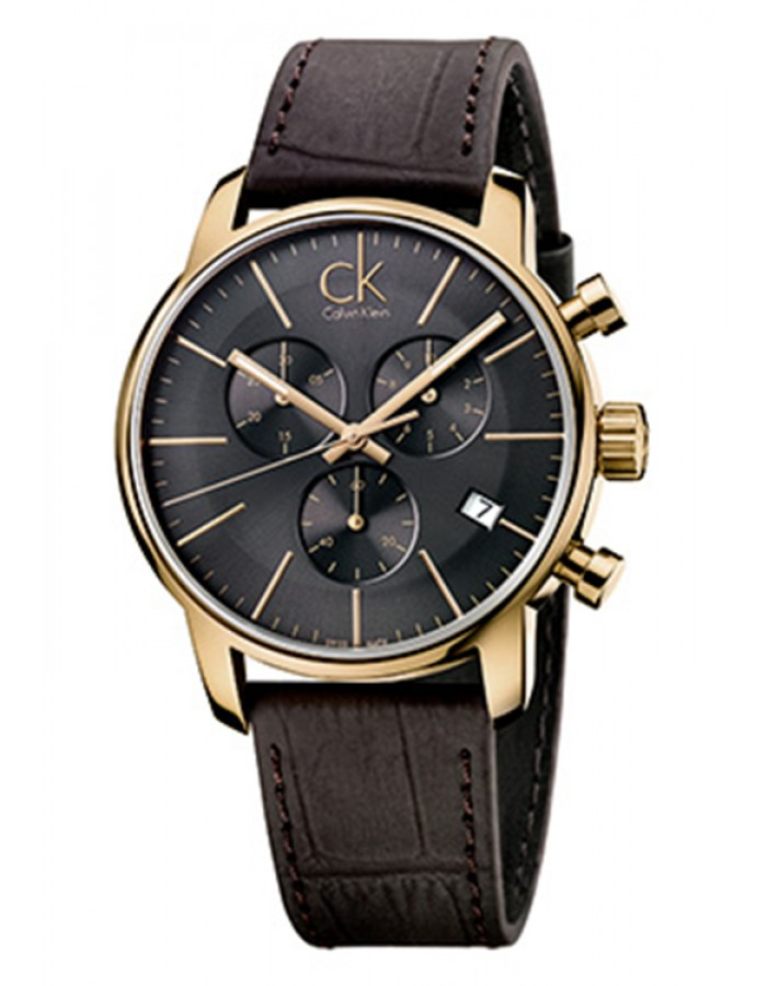 Calvin Klein Core City Black By Malabar Watches