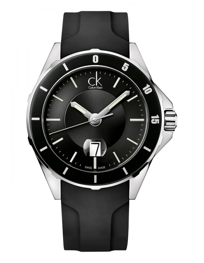 Calvin Klein Play Black By Malabar Watches