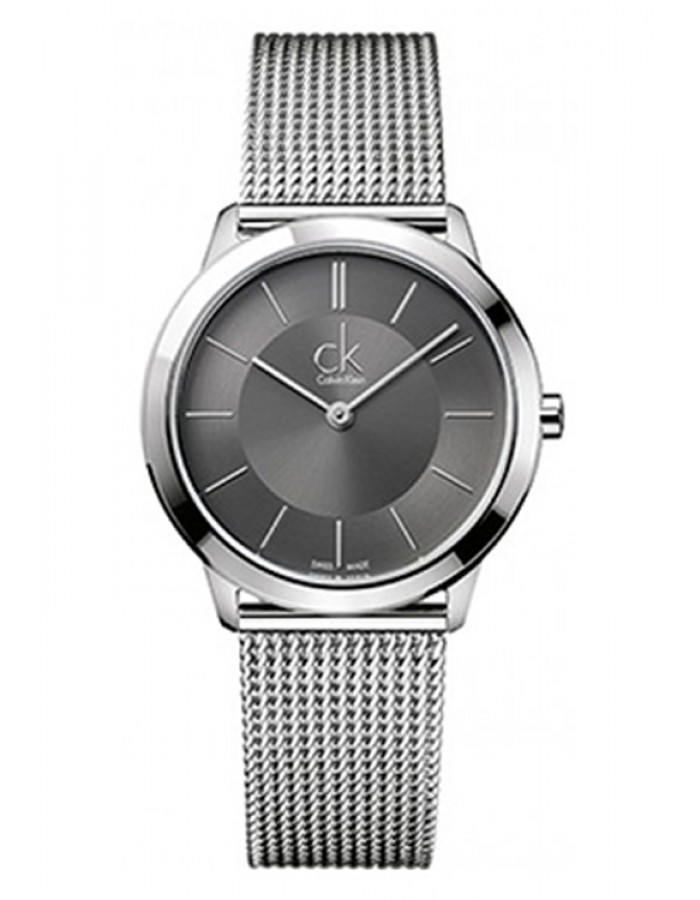 Calvin Klein Minimal Grey By Malabar Watches