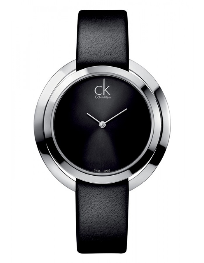 Calvin Klein Dress Black By Malabar Watches
