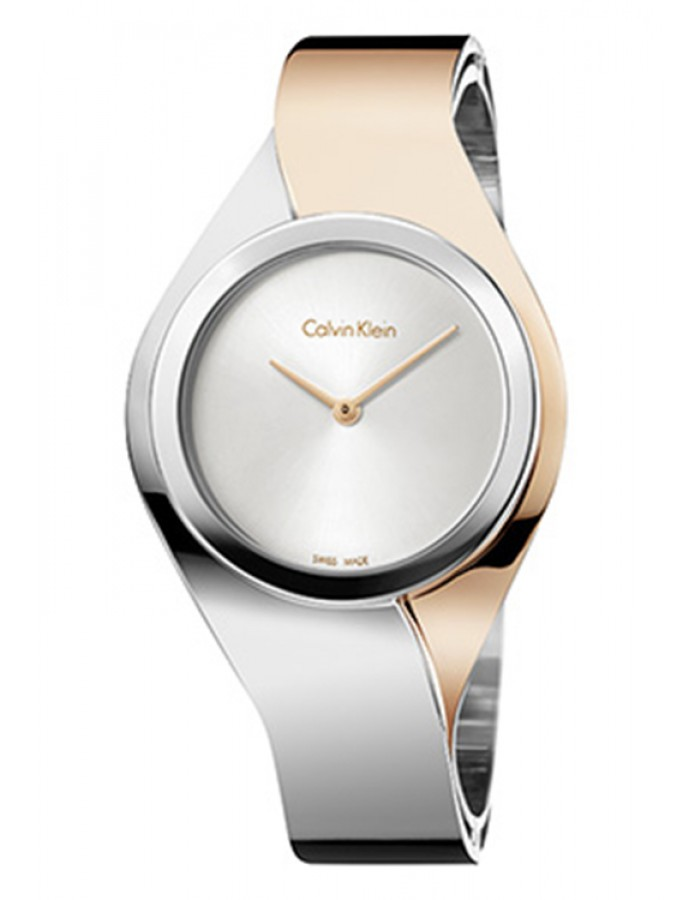 Calvin Klein Senses Silver By Malabar Watches