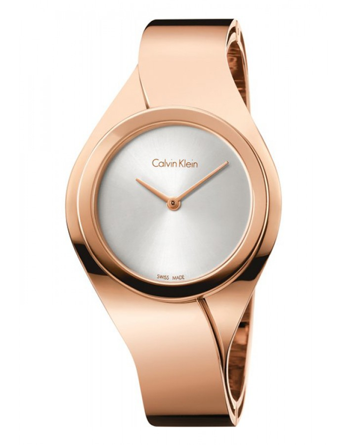 Calvin Klein Senses Gold Plated By Malabar Watches