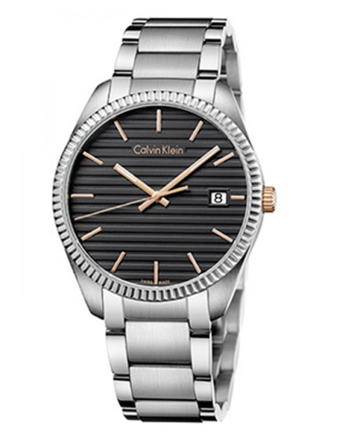 Calvin Klein Alliance Black By Malabar Watches