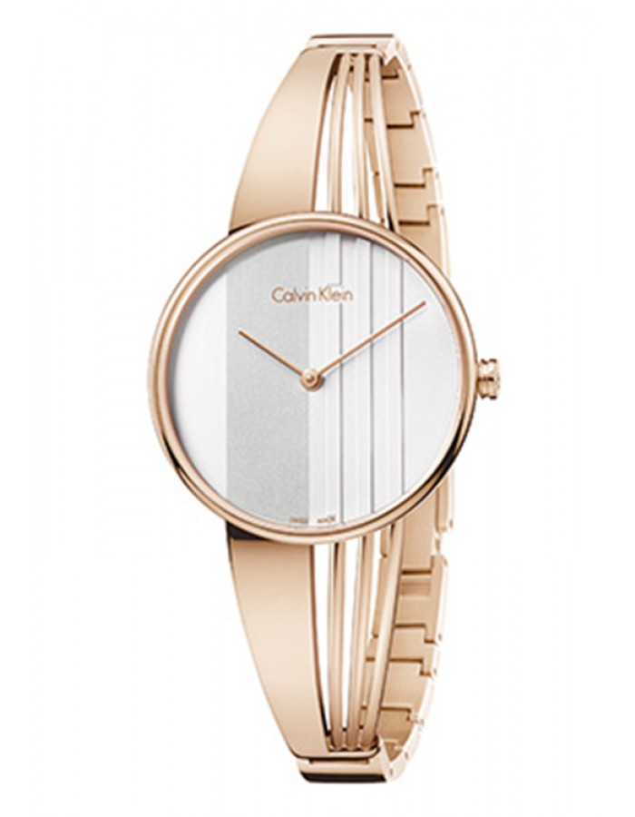 Calvin Klein Damenuhr White By Malabar Watches