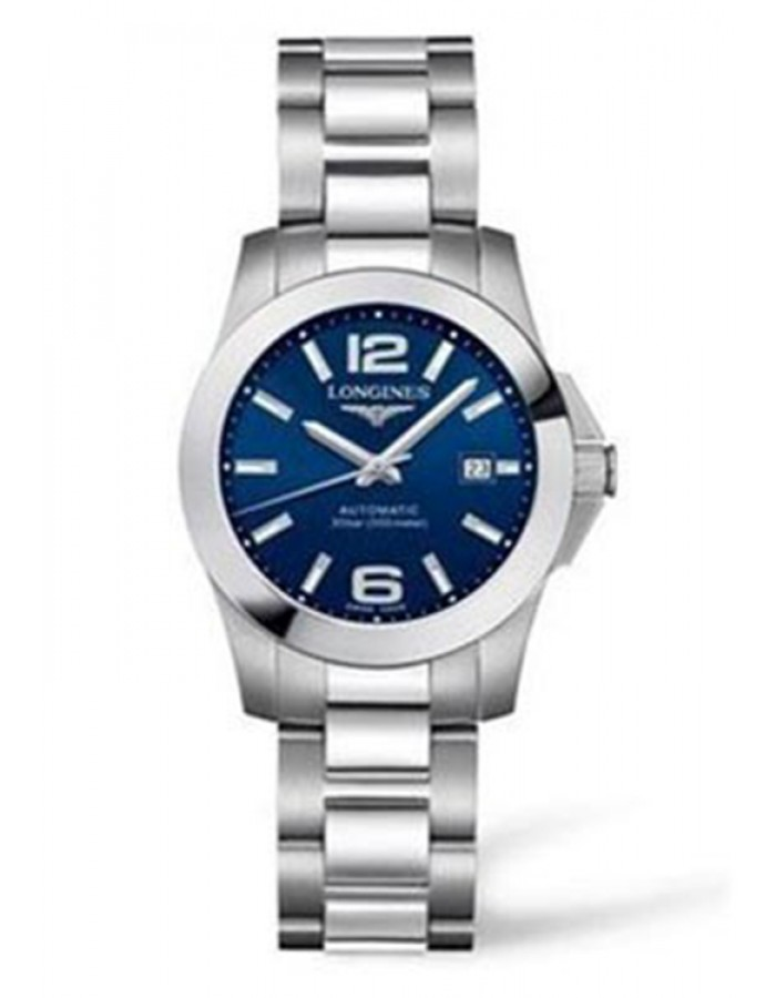 Longines L3.276.4.99.6 Blue By Malabar Watches