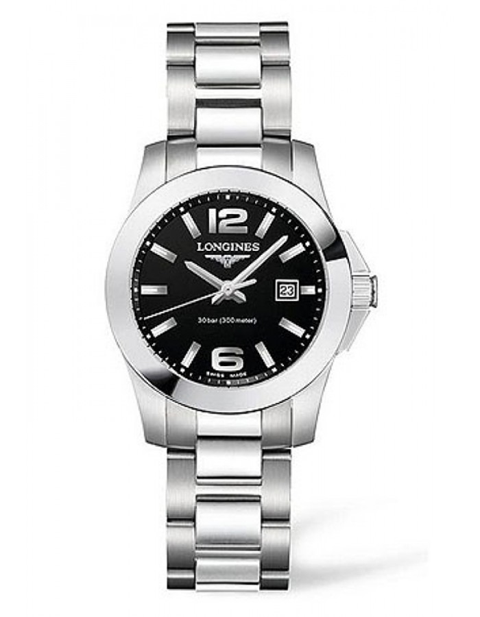 Longines L3.277.4.58.6 Black By Malabar Watches