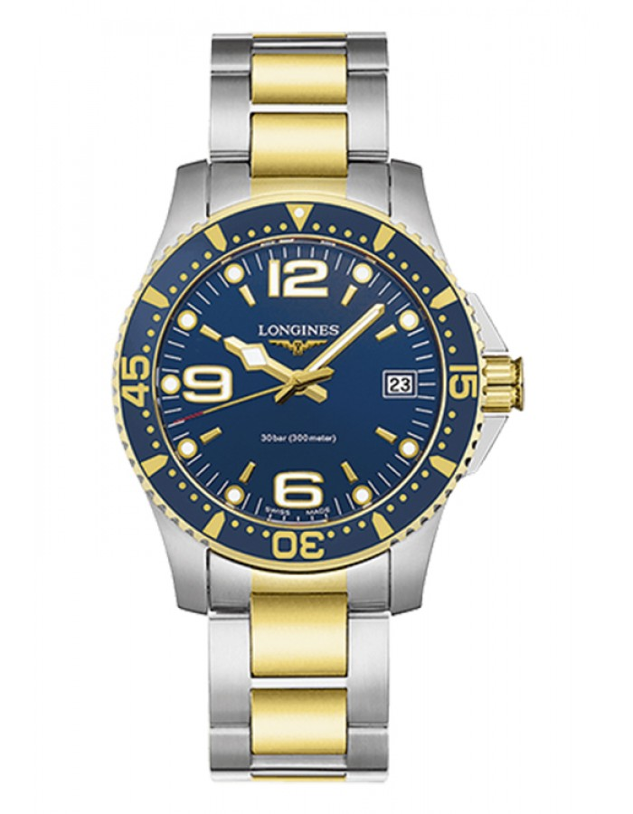 Longines  Hydro Conquest Two Tone By Malabar Watches