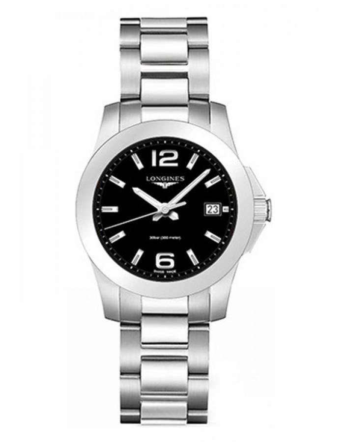 Longines L3.377.4.58.6 Black By Malabar Watches