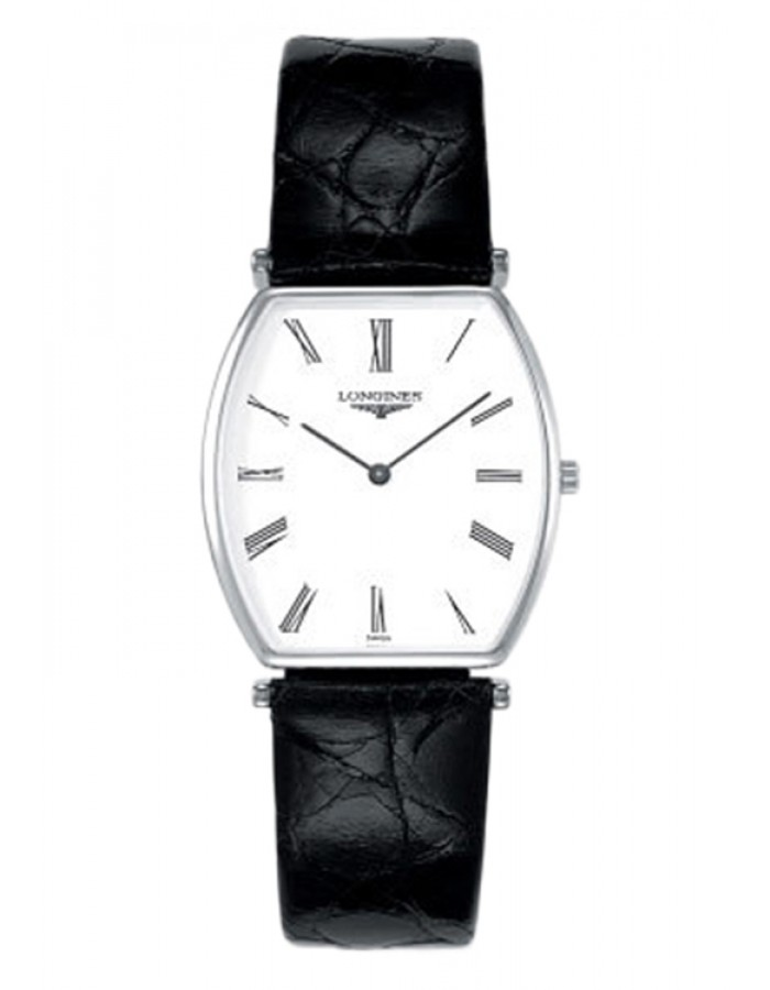 Longines L4.205.4.11.2 White By Malabar Watches