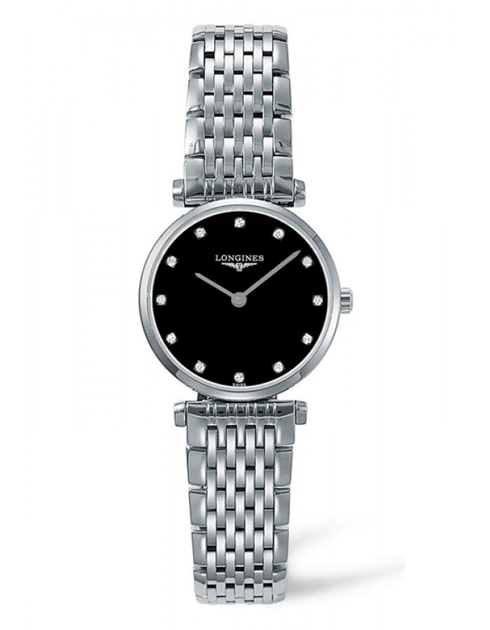 Longines L4.209.4.58.6 Black By Malabar Watches