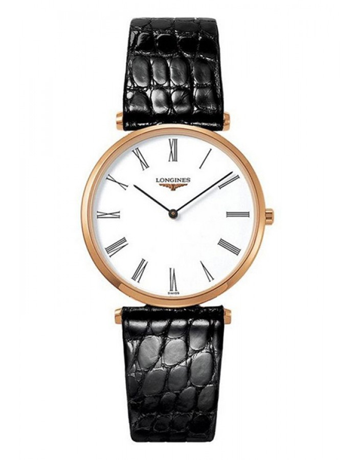 Longines L4.709.1.91.2 White By Malabar Watches