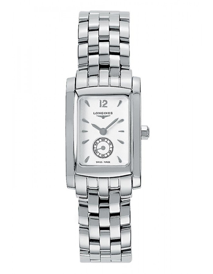 Longines L5.155.4.16.6 White By Malabar Watches