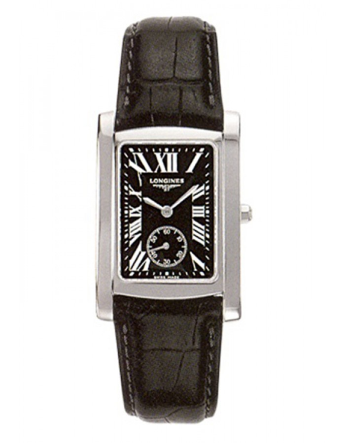 Longines L5.655.4.79.2 Black By Malabar Watches