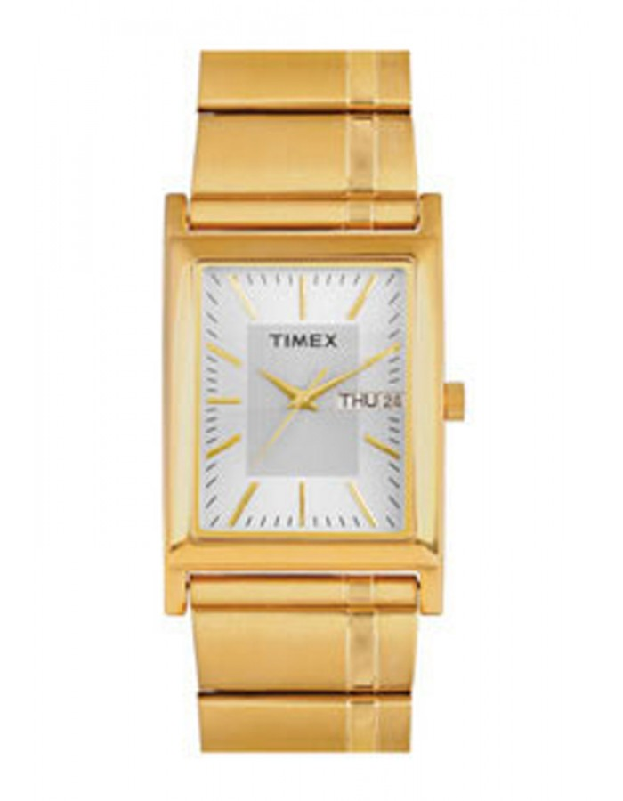 Timex Classics Silver By Malabar Watches
