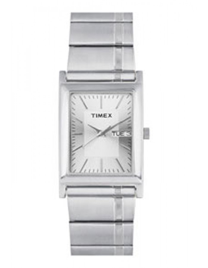 Timex Classics Silver Tone By Malabar Watches