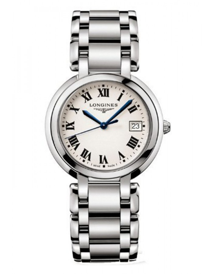 Longines L8.114.4.71.6 Silver By Malabar Watches
