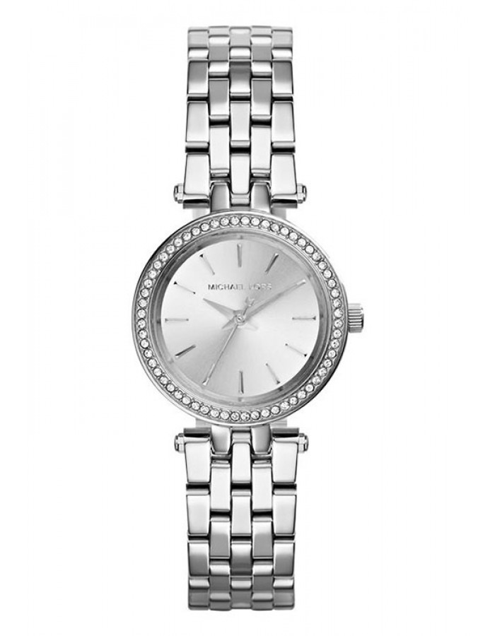 Michael Kors Darci Silver Steel By Malabar Watches