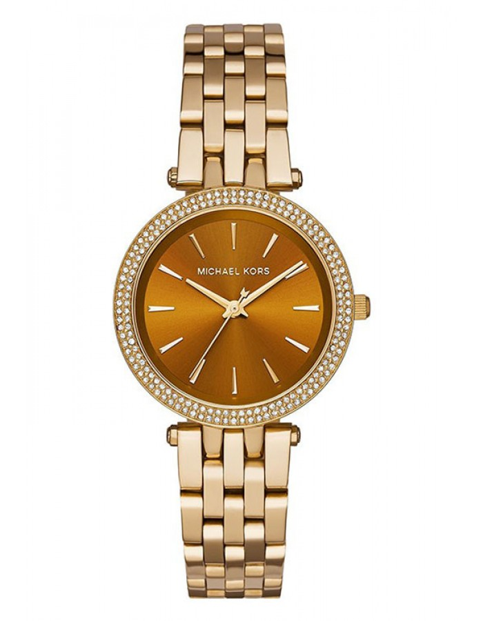 Michael Kors Darci Gold Gold Plated By Malabar Watches