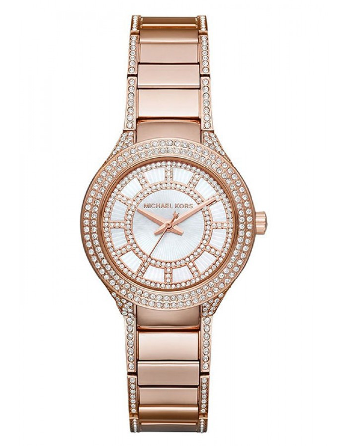 Michael Kors Mini Kerry Mop Gold Plated By Malabar Watches