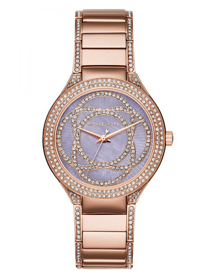 Michael Kors Kerry Mop Gold Plated By Malabar Watches