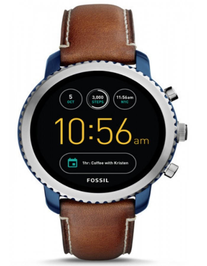 FOSSIL Q EXPLORIST LUGGAGE