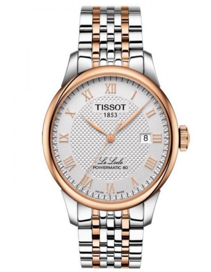 Tissot T Classic Le Locle Powermatic 80