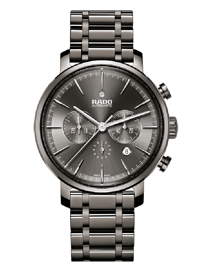 Rado Diamaster Grey By Malabar Watches