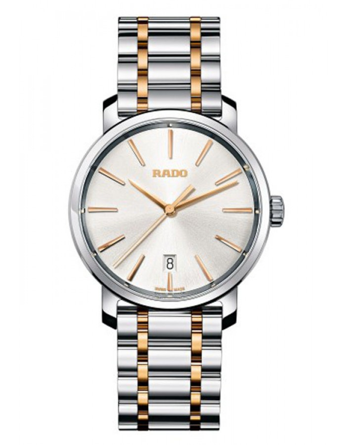 Rado Diamaster Silver By Malabar Watches