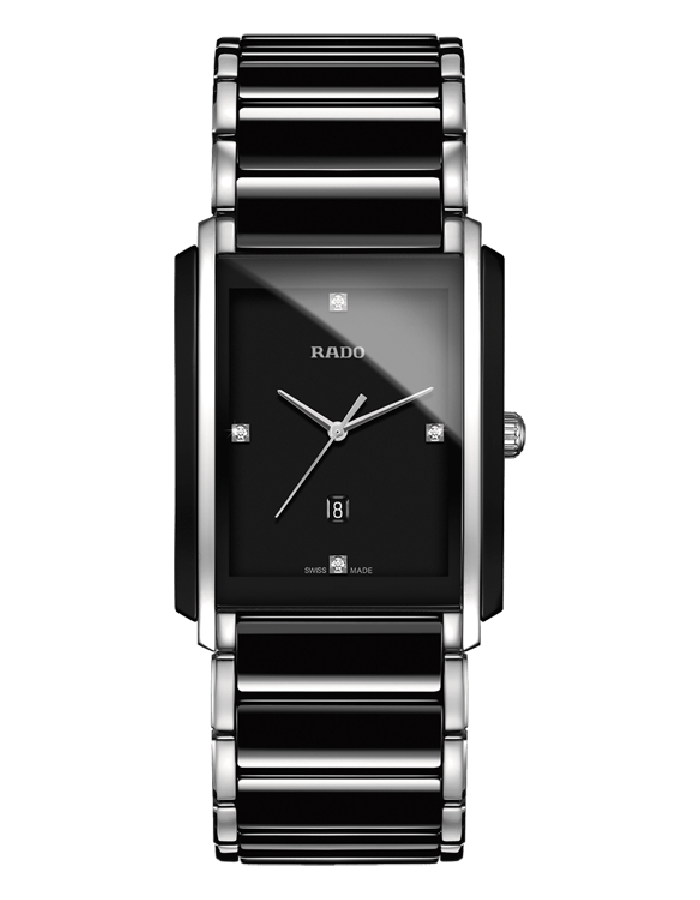 Rado Integral Black Ceramic By Malabar Watches