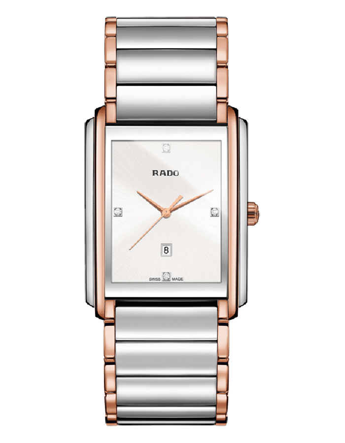 Rado Integral Silver By Malabar Watches