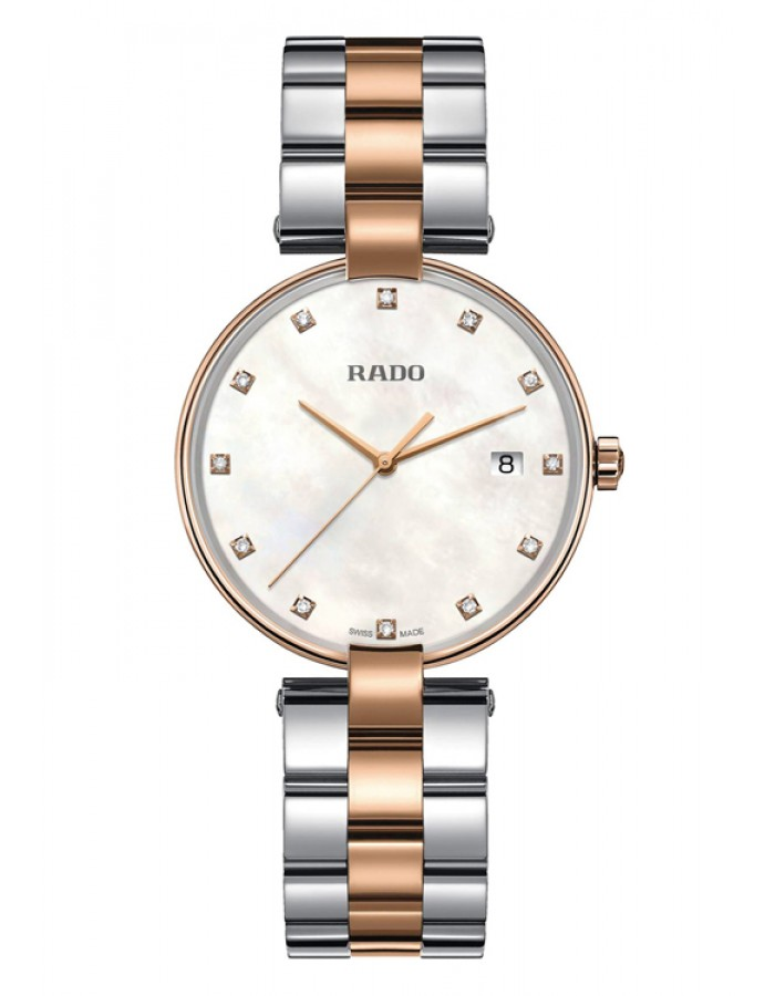 Rado Coupole Women By Malabar Watches