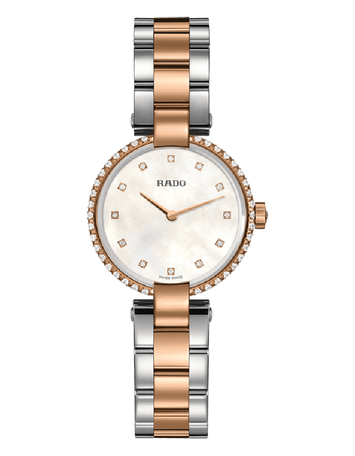 Rado Coupole Mop By Malabar Watches