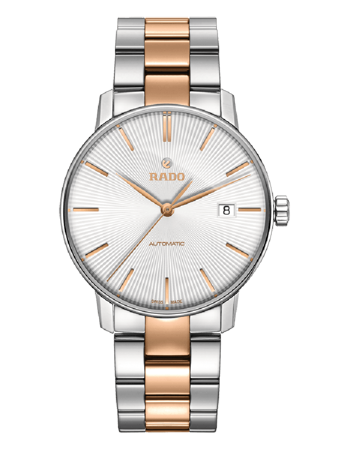 Rado Coupole White By Malabar Watches