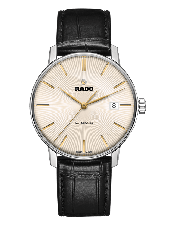 Rado Coupole Champagne By Malabar Watches