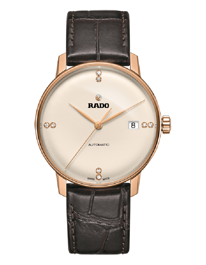 Rado Coupole Creame By Malabar Watches