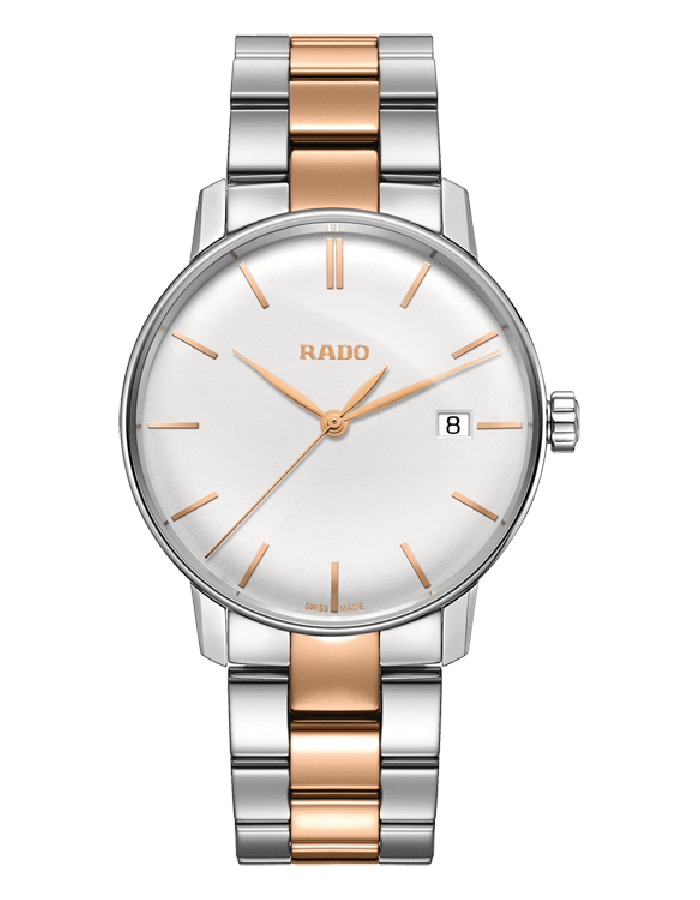 Rado Coupole Silver By Malabar Watches