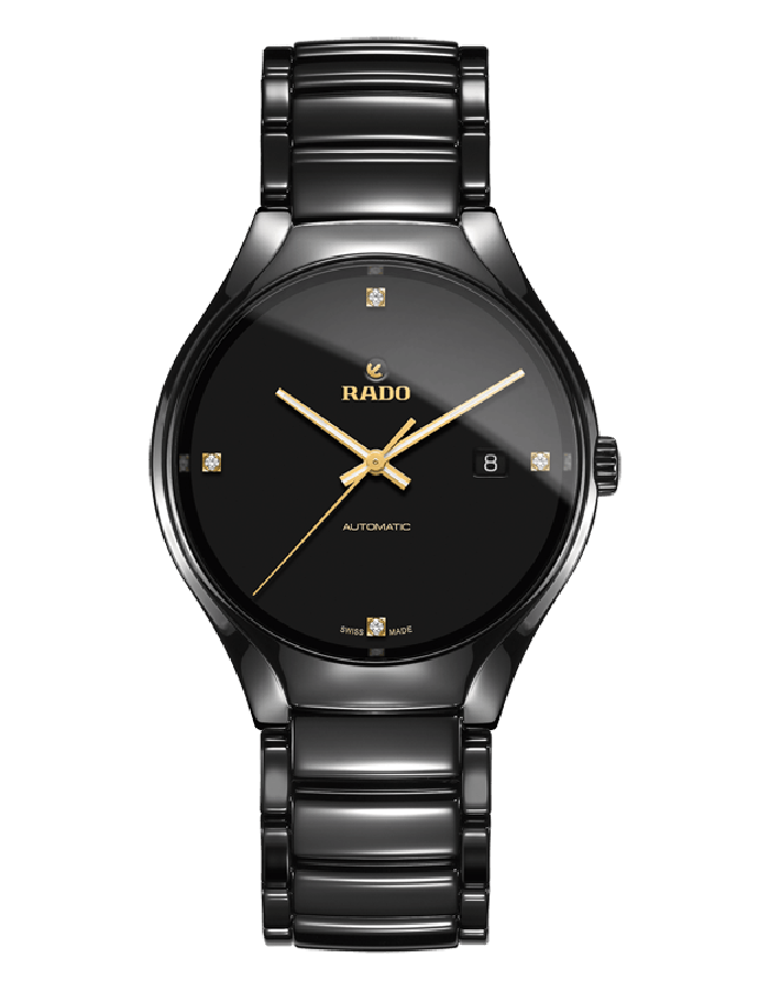 Rado Black True By Malabar Watches