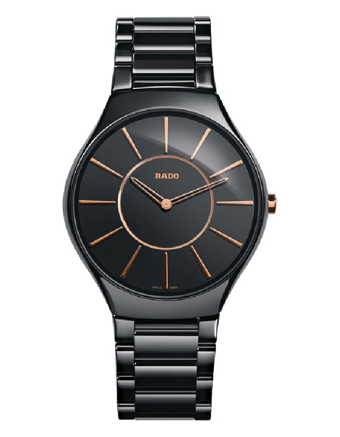 Rado True Black By Malabar Watches