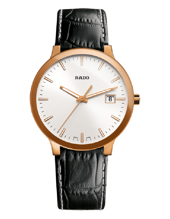 Rado Centrix White By Malabar Watches