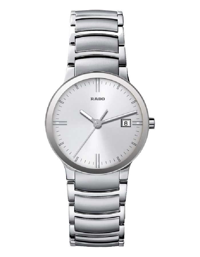 Rado Cetrix Silver Steel By Malabar Watches