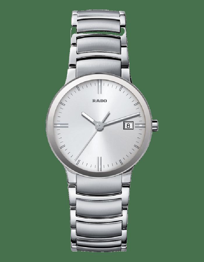 Rado Cetrix Silver Steel By Malabar Watches