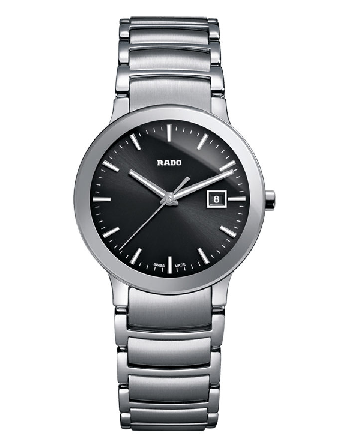 Rado Centrix Black By Malabar Watches