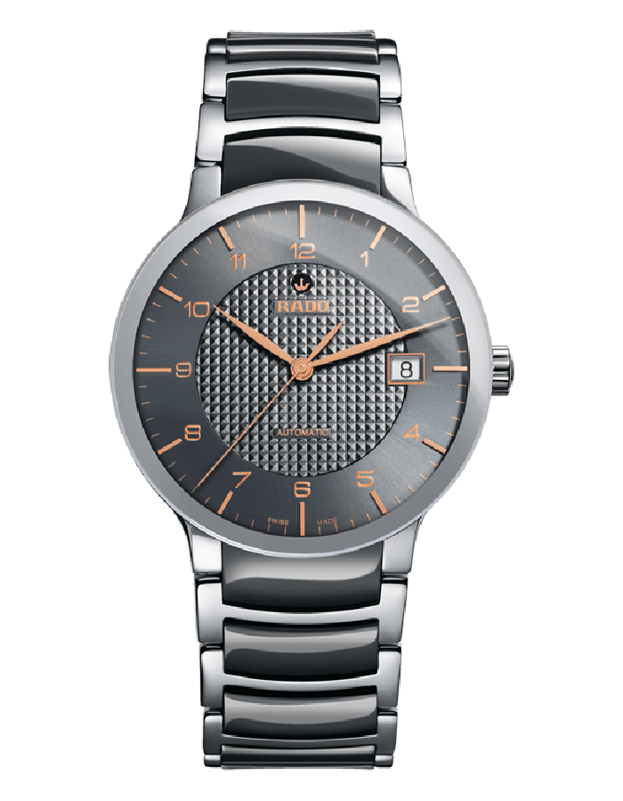 Rado Centrix Grey By Malabar Watches