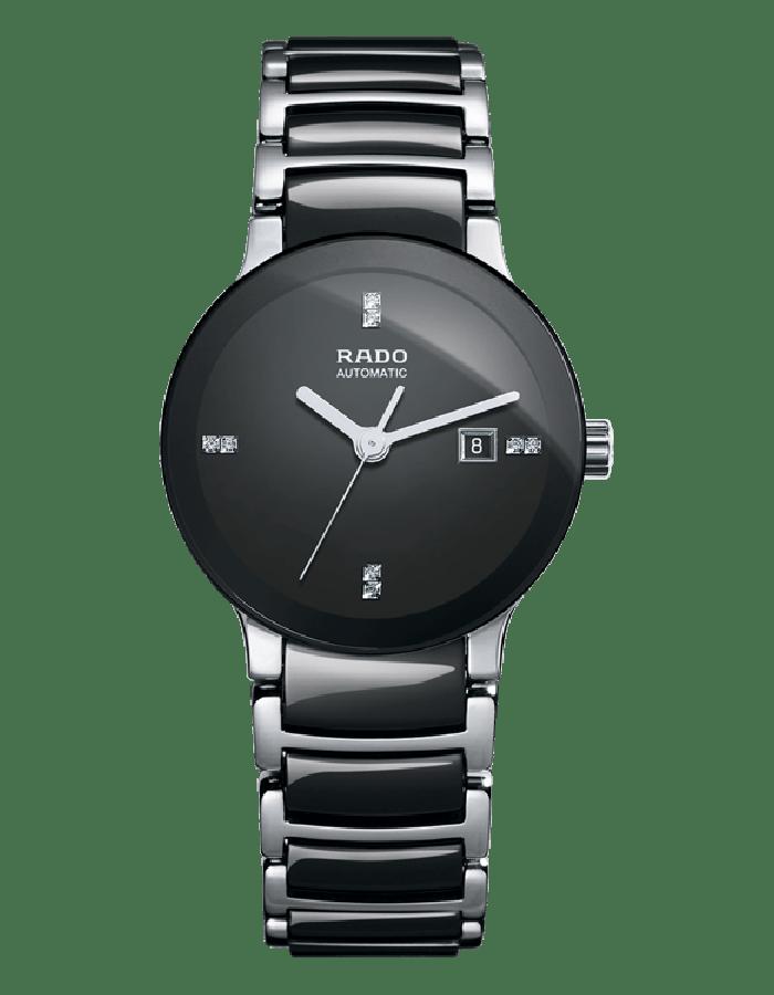 Rado Centrix Black By Malabar Watches