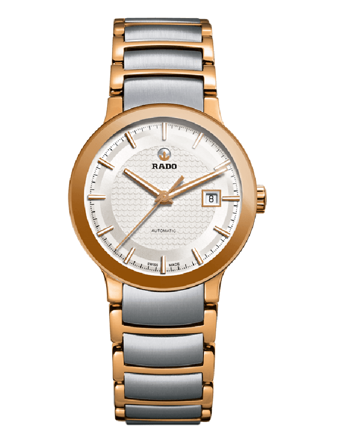 Rado Centrix Silver By Malabar Watches