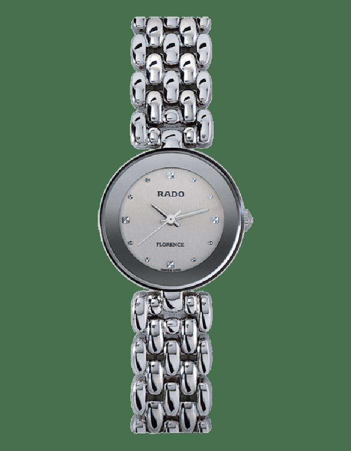 Rado Silver Florence By Malabar Watches