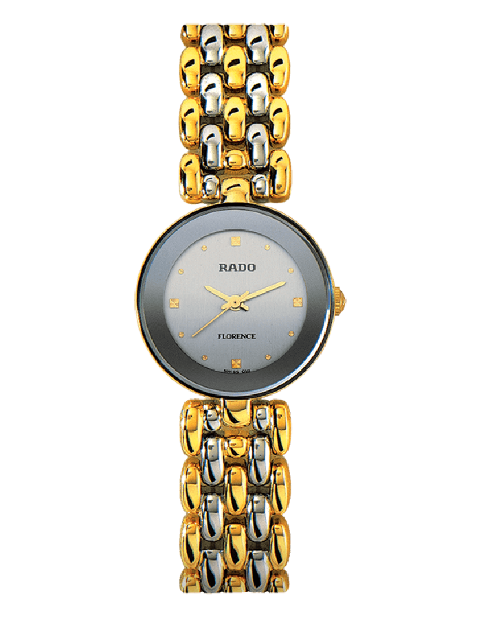 Rado Florence Grey Steel By Malabar Watches