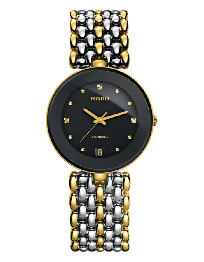 Rado Florence Black By Malabar Watches