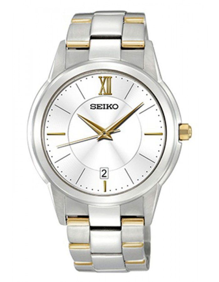 Seiko Sgef45P1 White By Malabar Watches